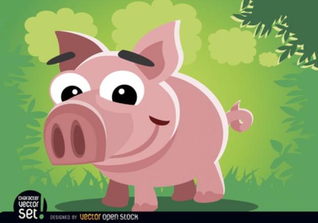 lachelnd-schwein-tier-auf-gras_72147496455